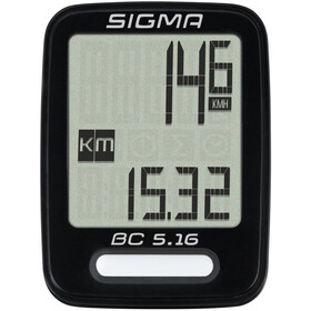 SIGMA SPORT BC 5.16 Fietscomputer